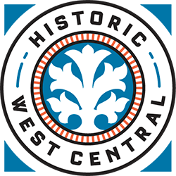 Logo for Historic West Central