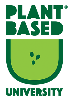 Logo for Plant-Based University